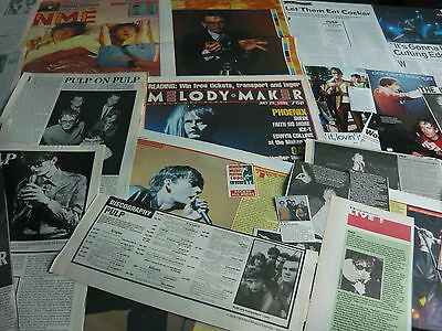 Pulp - Magazine Cuttings Collection (Ref Xd3)