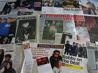 Primal Scream - Magazine Cuttings Collection (Ref 3)