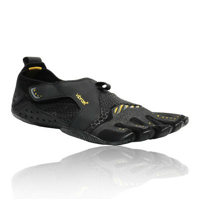 Vibram FiveFingers Signa Mens Black Swimming Watersports Sports Shoes Trainers
