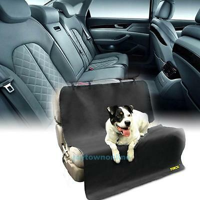 Cat Pet Dog Car Seat Cover Protector Rear Bench Blanket Mat Waterproof Travel