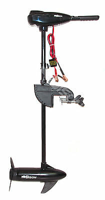 Bison 86 Ft/lb Electric Outboard Motor