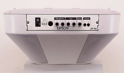 Epson Ap-60 Sound Solutions With Remote And Cable