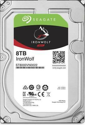Seagate IronWolf NAS HDD 8 TB Festplatte