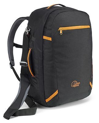 Lowe Alpine AT Carry On 45 - 2016 - Anthracite/Tangerine