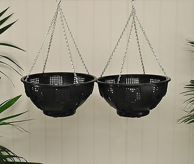 Easy Fill Hanging Baskets 2 x 15 Inch