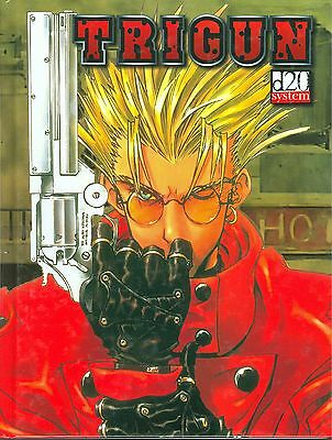 Trigun D20 Role Playing Game & Episode Guide Hardcover RPG Anime OOP New Mint