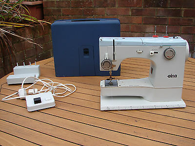 Elna SU Sewing Machine Swiss Made in Geneva Switzerland Global Shipping