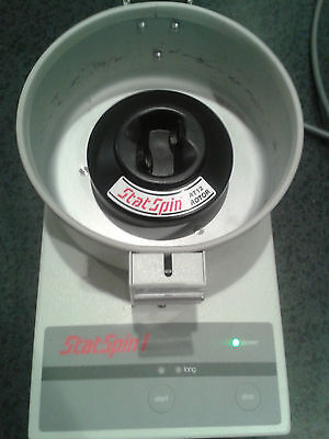 Statspin Technologies SS01 Centrifuge with RT12 rotor kit