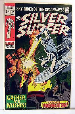 Silver Surfer (Vol 1) #  12 (VryFn Minus-) (VFN-) Price VARIANT RS003 AMERICAN