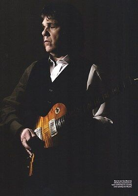 Gary Moore - In The Shadows - A4 Photo Print