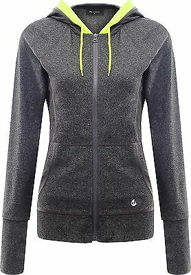 SAMPLE SALE/ ON SALE Fitness In Uptown++NYLON FITNESS WORKOUT HOODIE ---BLACK