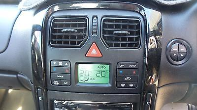 Holden Commodore Heater/ac Controls Vy/vz, Climate Control Type, 10/02-09/07 02