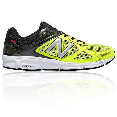 New Balance M460v1 Mens Yellow Black Running Sports Shoes Trainers Pumps