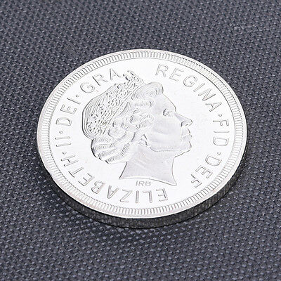 2015 Britannia British Goddess Silver Commemorative Coins Collectible Craft Gift