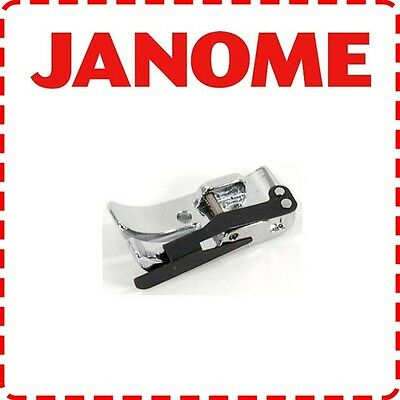 """Janome 1/4 Inch Seam Foot for Most Sewing Machines (7mm) - Quilting Quarter """"O"""""""