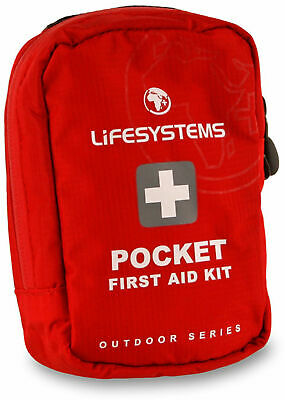 Lifesystems - Pocket First Aid Kit - Great for Camping, DoE