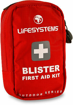 Lifesystems - Blister First Aid Kit - Great for Camping, DoE