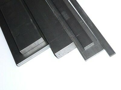 Mild Steel Flat Bar various widths, thicknesses and lengths upto 20mm thick.