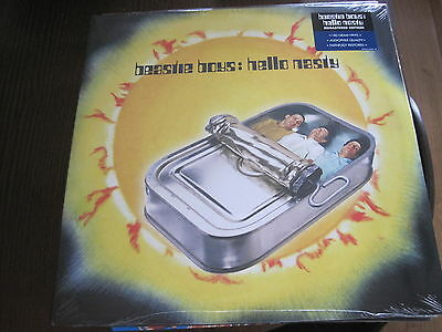 Beastie Boys - Hello Nasty (1998) - 2Lp Reissue Capitol Mint Nuevo