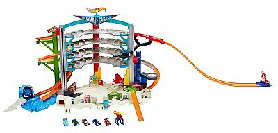 Hot Wheels Mega Auto Garage Playset
