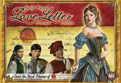 Love Letter Card Game - Premium Edition