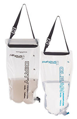 Platypus GravityWorks Replacement Reservoir (4L) Mens Unisex  New