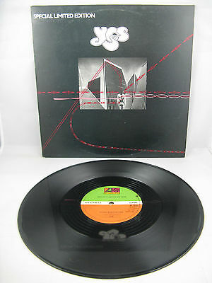 "Yes - ""going For The One"" - 1977 Uk Special Ltd Edition 12 Inch Single - Mint/nm"