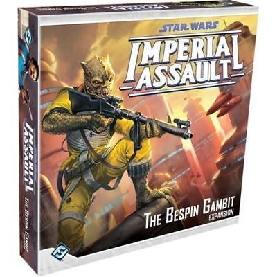 Star Wars - Imperial Assault The Bespin Gambit- NEW Board Game - AUS Stock