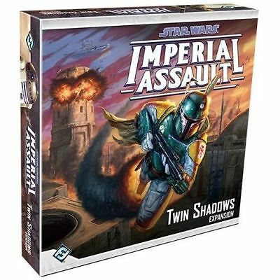 Star Wars - Imperial Assault Twin Shadows Expansion- NEW Board Game - AUS Stock