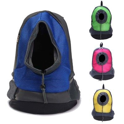 Sac a Dos Transport Chien Chat Animaux Voyage bandouliere Dog Carrier WT