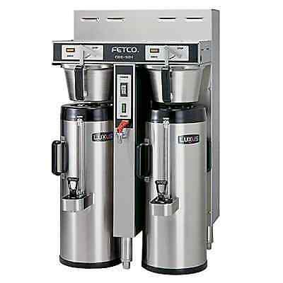 Fetco CBS-52H Commercial High Volume Coffee Brewer Maker      CALL FOR SHIPPING
