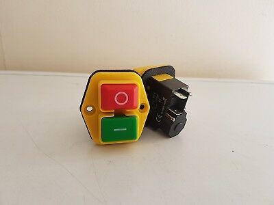Belle On/Off Switch Suits Mini Mix140, 150 110v Cement Mixers