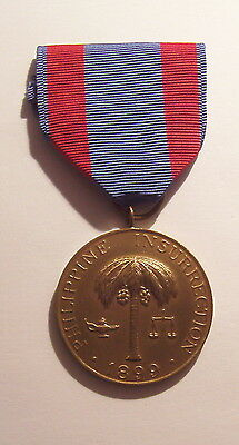 (60's) 1899 Army Philippine Insurrection Medal