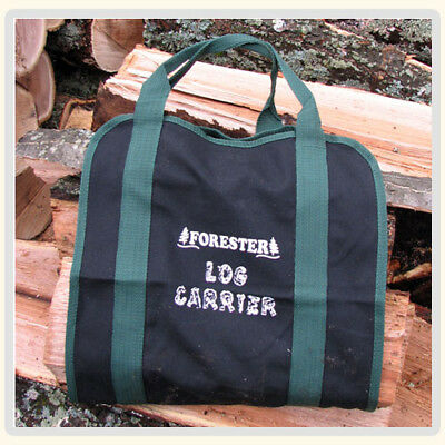 Log Carrier Fire Wood Bag Camping Outdoors Wood Cordura Firewood Holder Tote