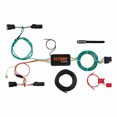 CURT Custom Vehicle to Trailer Wiring Harness 56273 for 2015 2016 curt custom wiring harness 56172 1999 powerstroke harness \u2022 wiring Curt 7 Pin Wiring Harness at soozxer.org