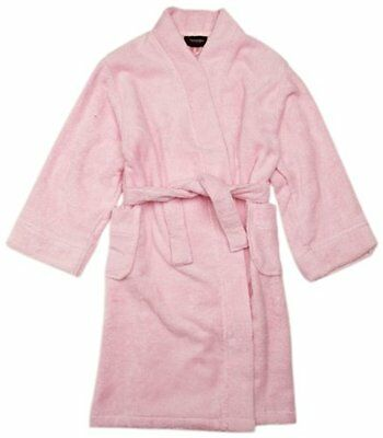 Rosa (Pink) (TG. 8 anni) Sovereign Sleepwear - Accappatoio a scialle, manica lun