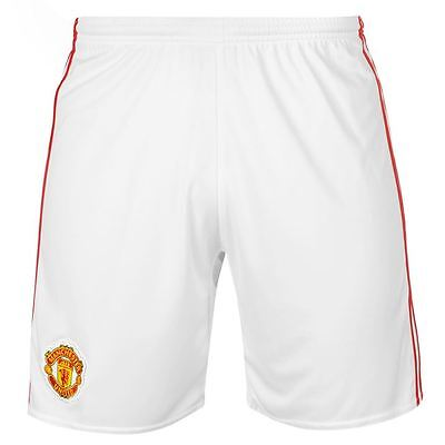 adidas Manchester United Home Shorts 2016 2017 Mens SIZE S