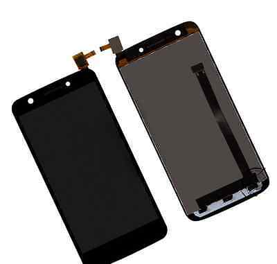 For Prestigio 5508 PAP5508 DUO Front Touch Panel screen +lcd Assembly  Black 7u