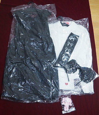 BABY THE STARS SHINE BRIGHT BTSSB lucky pack 2011 JSK SET BLACK #2