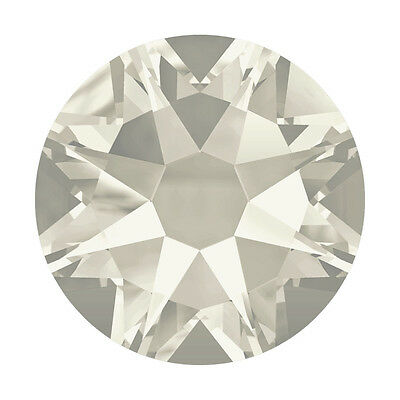 Swarovski Hot Fix Crystals -Silver Shade Special Effects Crystal