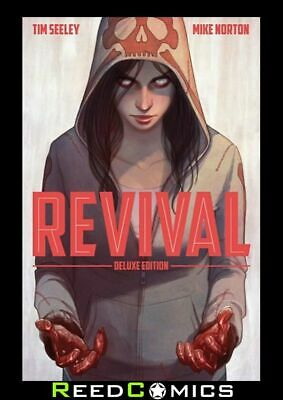 REVIVAL DELUXE EDITION VOLUME 1 HARDCOVER New Harback Collects Issues #1-11