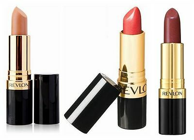 REVLON super lustrous lipstick choose shade