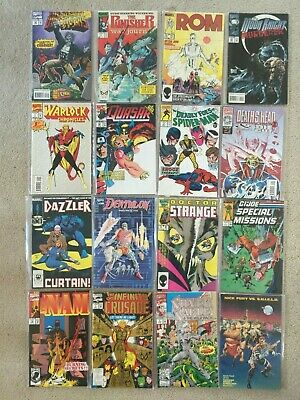 Marvel & DC Comic Book Lot of 5 Random Comics (Grab Bag)
