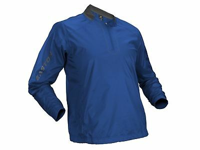 Easton Royal Blue Youth XL Magnet Batting Jacket Long Sleeve Pullover