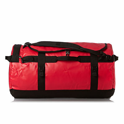The North Face Base Camp Duffel Bag - Red/UPDATED MODEL