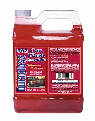 Duragloss 902 Car Wash Concentrate - 1 Gallon, Shines as it cleans , NEW