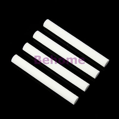4 Replacement Filters For USB Water Bottle Caps Humidifier Aroma Air Diffuser