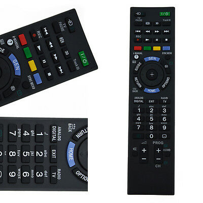 Universal Replacement Remote Control Controller For Sony Bravia TV LCD LED New