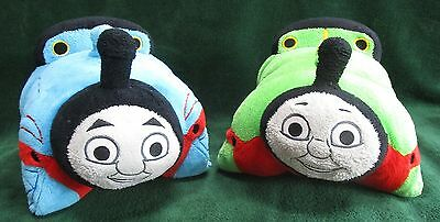 Thomas & Friends Pillow Pets Pee-Wees:thomas & Percy Train Engines-2011 Guillane