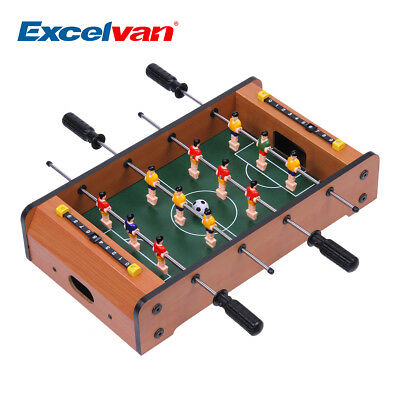 Soccer Game Table Mini Table Top Foosball Family Fun Kids Toy Christmas Gift